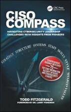 CISO Compass by Todd Fitzgerald (author)