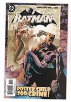 BATMAN 613 (9.0) JIM LEE, JEPH LOEB ART, THE OPERA, HARLEY QUINN (SHIPS FREE)*
