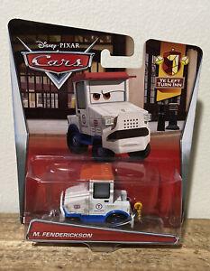 Disney Pixar Cars 2 M. Fenderickson Ye Left Turn Inn Rare