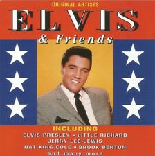 Elvis Presley - Elvis And Friends 1994 CD album