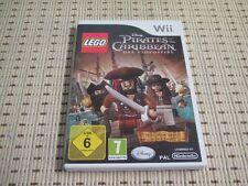 Lego Pirates of the Caribbean Das Videospiel für Nintendo Wii und Wii U *OVP*
