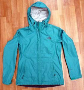 >>> The North Face Ladies Hiking Walking Activity Jacket.Teal.Small. VGC <<<