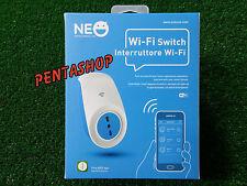Presa interruttore controllo remoto Wi-Fi da smartphone android iphone wireless