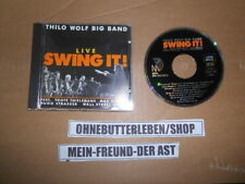CD Jazz Thilo Wolf Big Band - Swing It! Live (17 Song) MDL / ERIKA MUSIKVERLAG