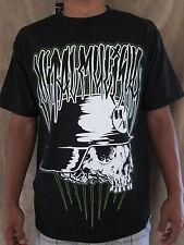 METAL MULISHA Choppers O215S18202 Black 100% Cotton T Shirt MEDIUM NWT