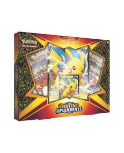 Collezione Pikachu-V dell'espansione Destino Splendente del GCC Pokémon