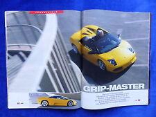 Lamborghini Murcielago LP 640 - Fahrbericht - Auto Motor Sport Heft 01/2007