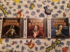 Tomb Raider Collectors' Edition (Sony PlayStation 1, 2002) works