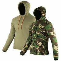 SMALL TO 3XL. OLIVE GREEN. CARP FISHING CLOTHING  HOODY LEAPING CARP!