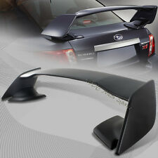 For Subaru Impreza WRX Unpainted Black ABS Rear Trunk STI Style Spoiler Wing