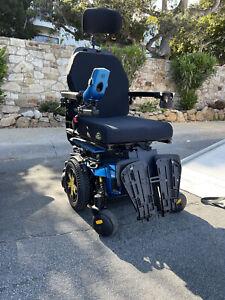 2020 Pride Mobility Quantum Q6 Edge 3.0 Power Wheelchair