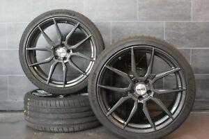 4x Dotz MISANO Grey Audi Skoda VW Mercedes BMW Cupra Mini Seat Alufelgen 20 Zoll