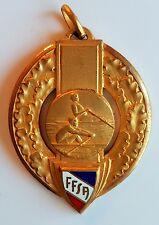 DECORATION medaille Villefranche Sur Mer 1958  (K217)