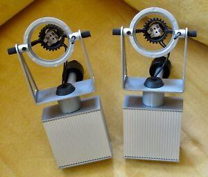 ZUMTOBEL Staff Strahler  S7122020 für Stromschiene  2 x  !!