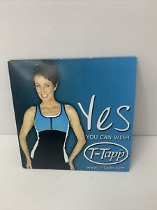 Yes You Can With T-Tapp Used