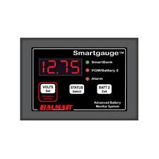 Balmar Smartgauge™ Battery Monitor - 12/24V