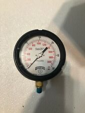 (#20) Winters PPS5087z Series  Dual Scale Pressure  0-300PSI
