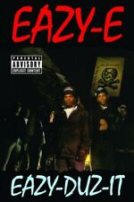 EAZY-E Eazy-Duz-It NEW CASSETTE Priority reissue N.W.A. Ice Cube Dr. Dre