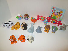 Fisher Price Little People Zoo Animals Figures Accessories