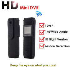 1296P Spy Camera WIFI Mini USB Pen Hidden Voice Recorder IR DVR Motion Detection
