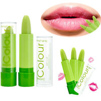 Changable Color  Fruity Smell Waterproof Pretty Popular Lipstick Lip Cream L7S