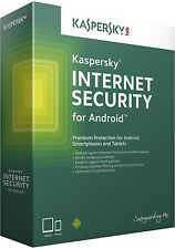 Kaspersky Internet Security for Android | 3 Geräte / Handy / Tablet | 1 Jahr