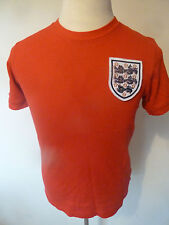 mens reto style ENGLAND shirt - size M good condition