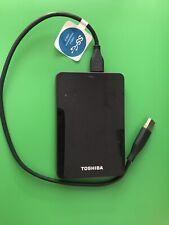 Toshiba USB 3.0 Storage 500GB