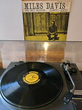 Jazz LP Miles Davis All Stars Quintet Sextet Prestige PRLP 7034 RVG Fireworks