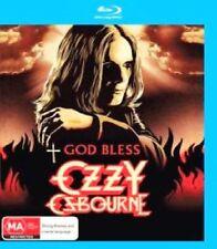 GOD BLESS OZZY - BLU-RAY