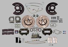 5 lug Ultra complete deluxe 66-69 Fairlane manual disc brake conversion kit disk