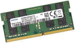 16GB Samsung DDR4 2666 Mhz RAM SO DIMM M471A2K43CB1-CTD komp. HP 3TK84AA 3TK88AT