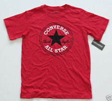 T-shirts et hauts rouge à motif Logo pour garçon de 2 à 16 ans