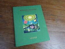 ALBUM IMAGES NESTLE LES MERVEILLES DU MONDE VOLUME 5 vers 1960 Reliure Toilée