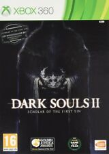 Dark Souls II 2 Scholar Of The First Sin & Slipcase Xbox 360 * NEW SEALED PAL *
