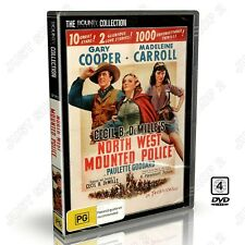 North West Mounted Police (1940) : starring Gary Cooper : New DVD