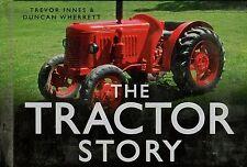 The Tractor Story by Duncan Wherrett and Trevor Innes