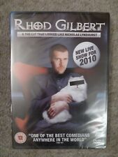 Rhod Gilbert And The Cat That Looked Like Nicholas Lyndhurst (DVD,2010) - SEALED