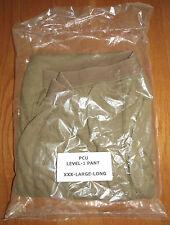 Halys Sekri PCU Level 1 Drawers Military Size 3X Large Long Navy Seal