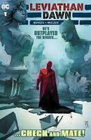 Leviathan Dawn #1 ....Check and Mate! DC Comic Bendis 1st Print 2019 unread NM