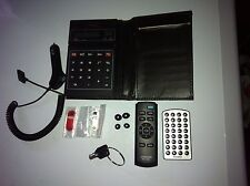 Calculator, Remote, and Charger Junk Bag