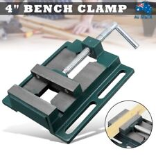 4'' Heavy Duty Drill Press Vice Bench Clamp Woodworking Drilling Machine AUS