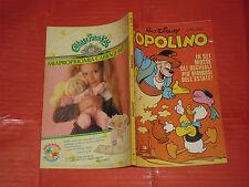 WALT DISNEY- TOPOLINO libretto- n° 1543 a- originale mondadori- anni 60/80