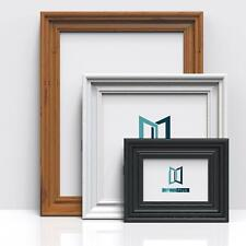 Photo Picture Poster Frame Modern Wide Gloss Finish Molding Large Frames A4 A3