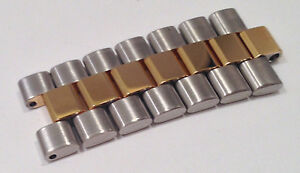 Tag Heuer 2000 Midsize 18MM SS 18K Gold End Links BB0315 WK1210 WK1221 New Auth