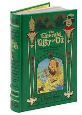*New Sealed Leatherbound* THE EMERALD CITY OF OZ by L. Frank Baum, John R Neill