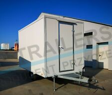 Catering Trailer 3,5m - NEW - empty