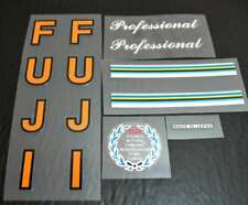 Olympic Champion Stripes with Chrome sku Fuji904 Set of 4 13mm