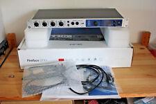 RME Fireface UFX+ - USB 3.0 & Thunderbolt Audio Interface - 6 Month Warranty