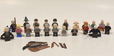 Lot Of Lego Harry Potter Minifigures
